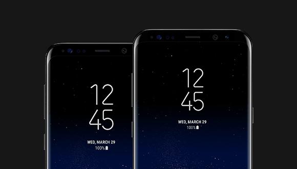 Galaxy S8 und S8+